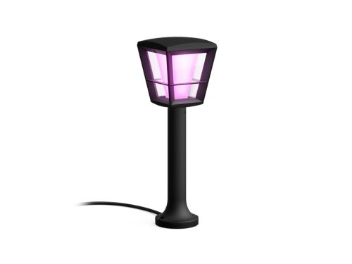 Hue White and color ambiance Econic Outdoor pedestal