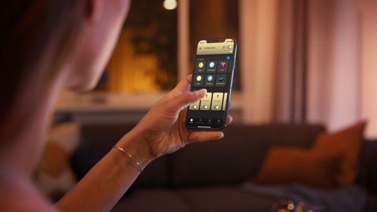 Contrôlez jusqu'à 10éclairages grâce à l'application Bluetooth
