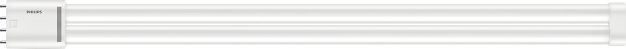 Philips most advanced LED replacements for compact fluorescent PL-L lamps with 2G11 base