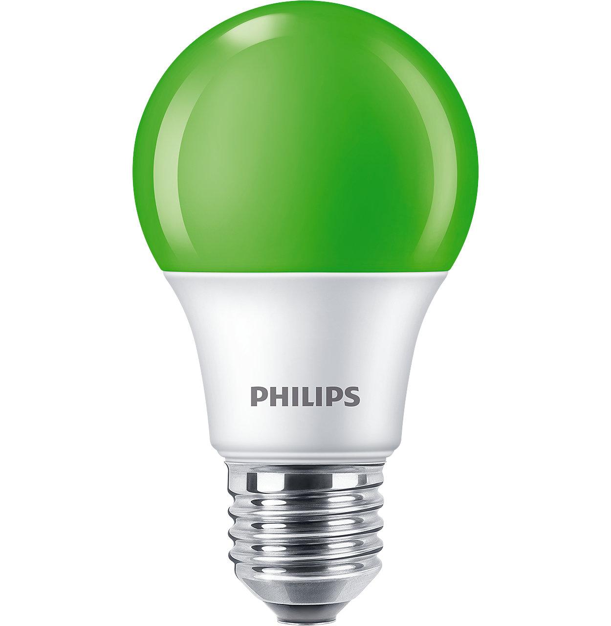 Alternativa LED atractiva y regulable para las luces incandescentes populares.