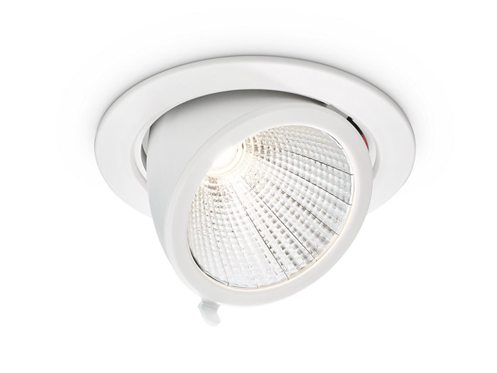 LuxSpace Accent Performance Elbow White