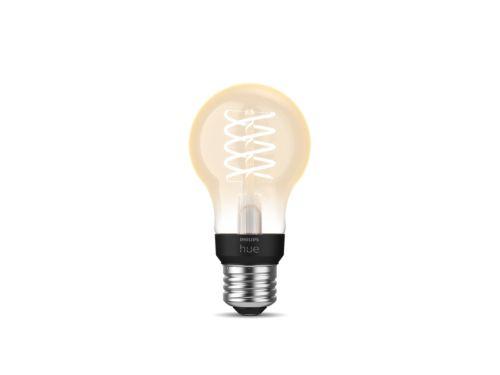 Filamento Hue White Paquete de 1 lámpara estándar con filamento A19 E26