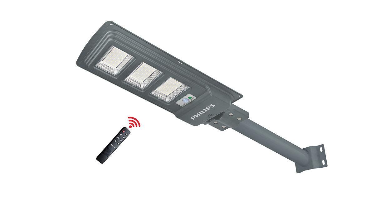 All-in-one Solar street light range up-to 4000 Lumen