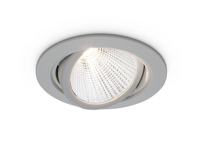 LuxSpace Accent Performance Adjustable Silver