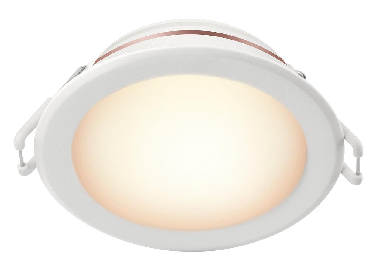Chọn giữa ánh sáng trắng ấm hoặc ánh sáng trắng mát mẻ