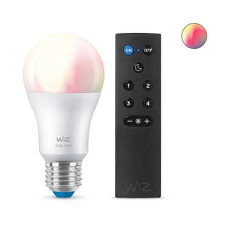 Lampe A60 E27 x1 + WiZmote x1