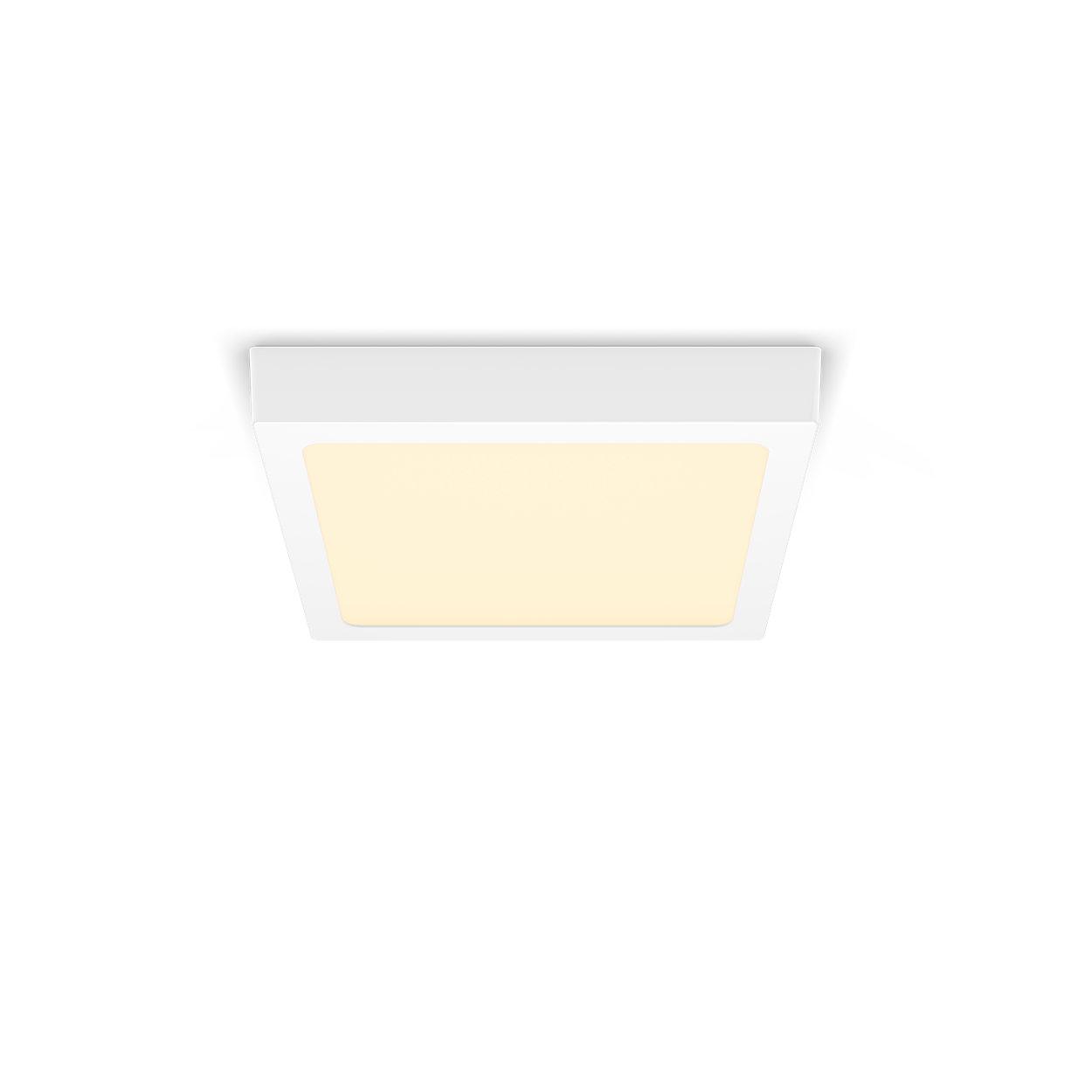 Komfortable LED-Beleuchtung, die die Augen schont