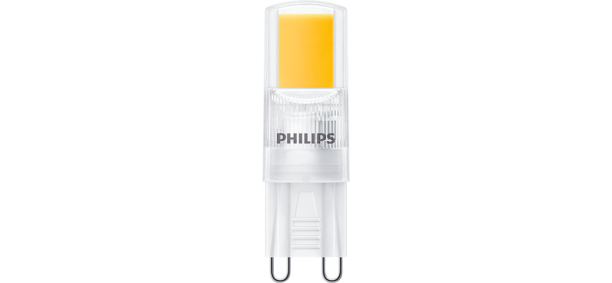 主电压 LED 专用产品可节约大量能源,提供极高的光输出