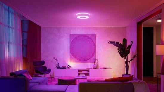 Creëer een persoonlijke beleving met gekleurd slim licht