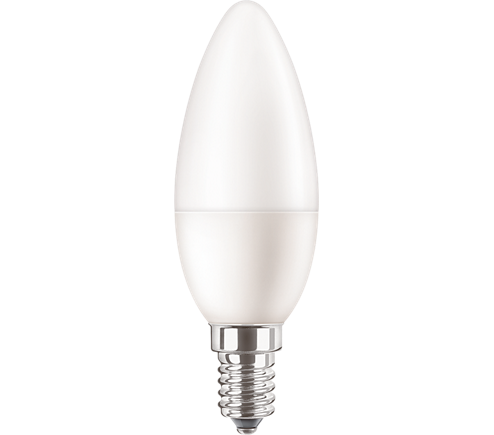 CorePro LEDcandle ND 5-40W E14 827 B35 FR