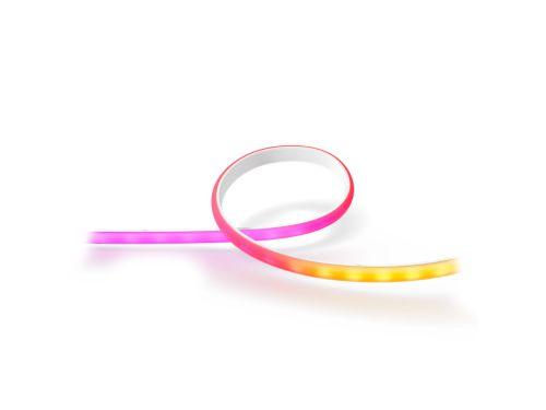 Hue White and color ambiance Светодиодная лента Gradient Lightstrip с удлинителем, 40дюймов