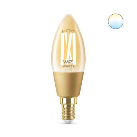 Filament amber C35 E14