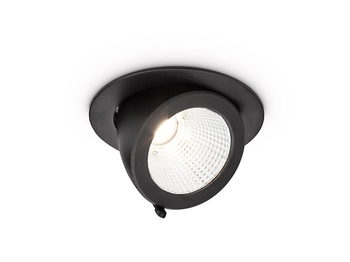 LuxSpace Accent Compact Elbow Black