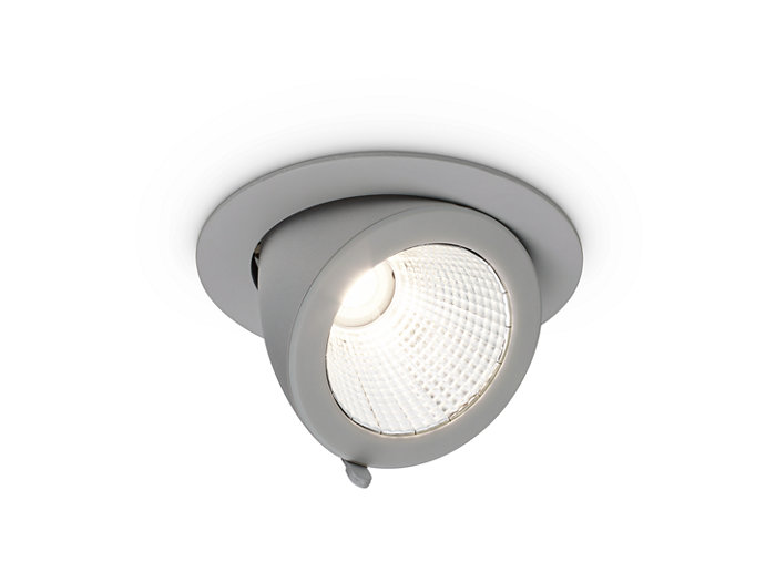 LuxSpace Accent Compact Elbow Silver