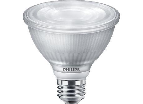 8.5PAR30S/LED/940/F25/DIM/GULW/T20 6/1FB