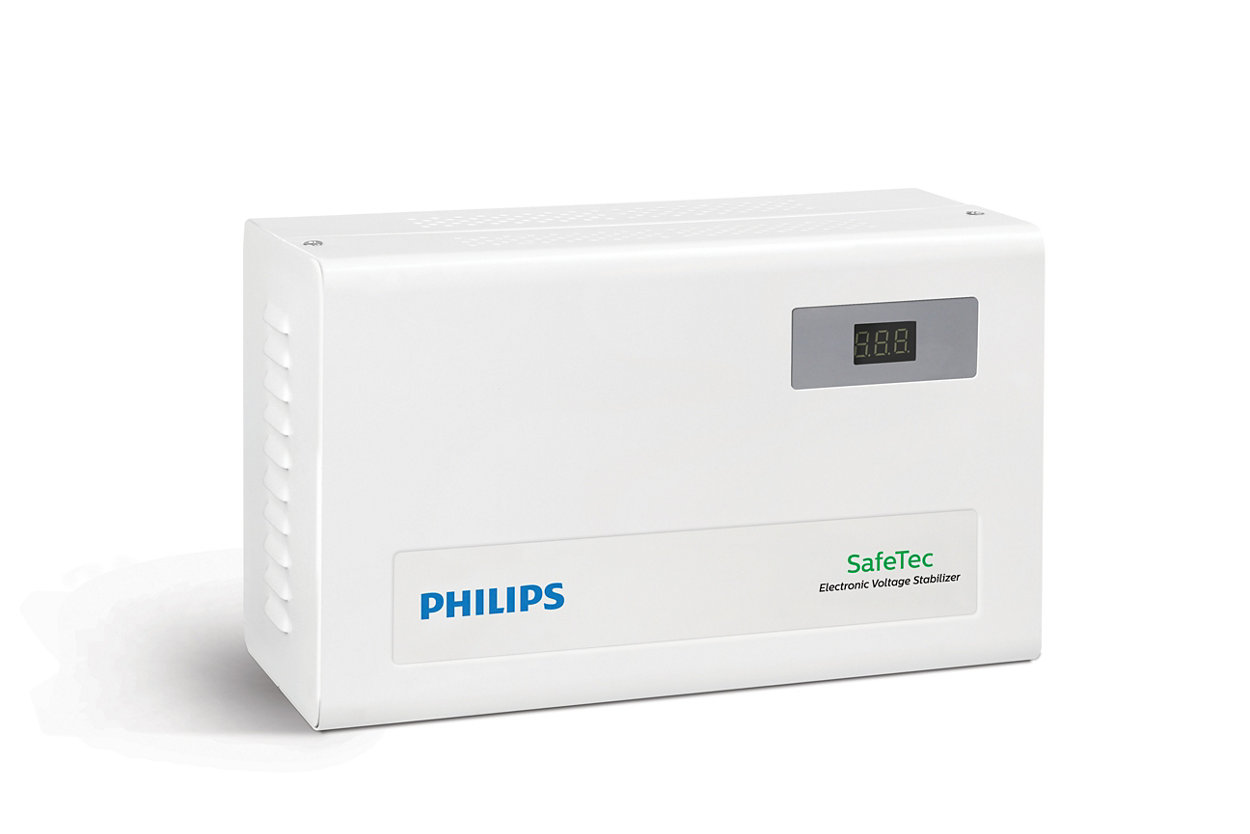 Intelligent products for protection of your appliances