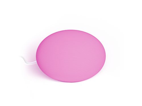 Hue White and color ambiance Flourish table light