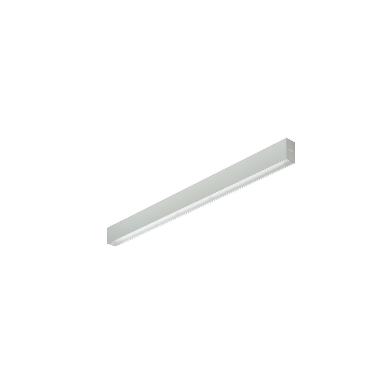 True line of light – elegant, energy-efficient and compliant with office lighting norms