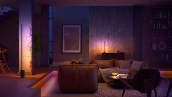 Create a personalized experience with colorful smart light