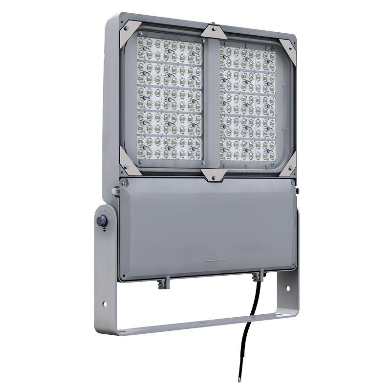 DuraForm floodlight FLDL, A18 configuration, 80CRI 2700K, RNF optic
