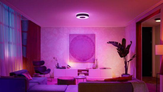 Créez vos propres configurations de lumières colorées connectées