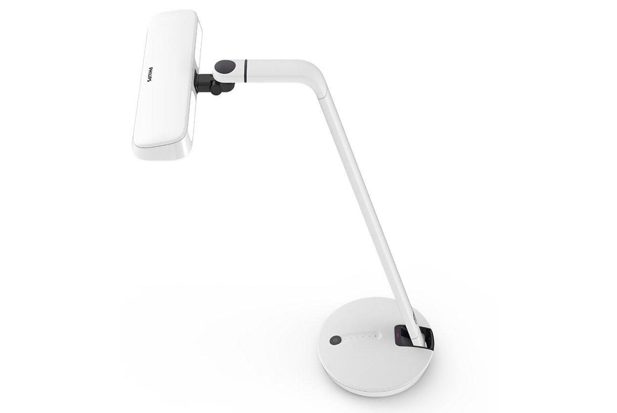 Hoàn thiện đèn bàn để nâng cao độ thoải mái
