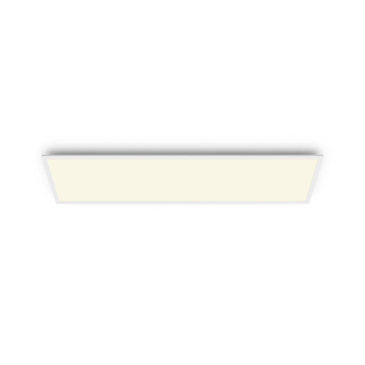 Das LED-Panel mit Dimmfunktion ohne Dimmer