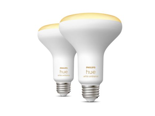 Hue White ambiance 2-pack BR30 E26