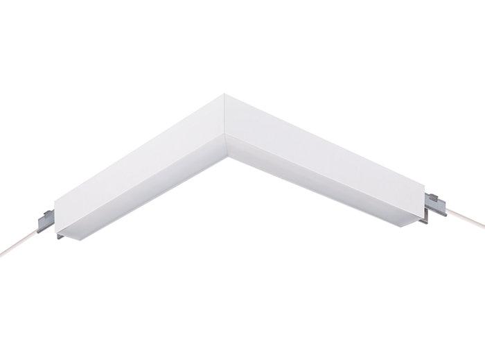 KeyLine L-corner, white
