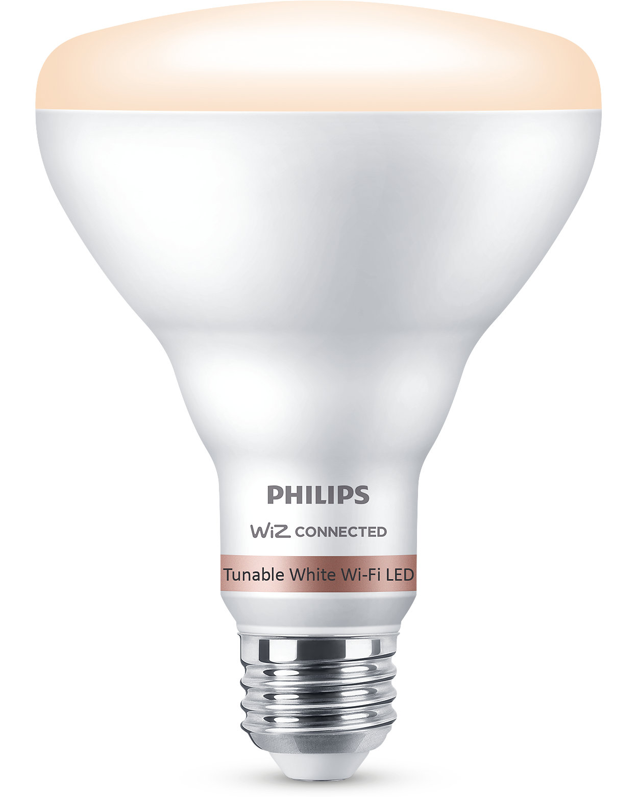 Easy-to-use smart tunable white bulb