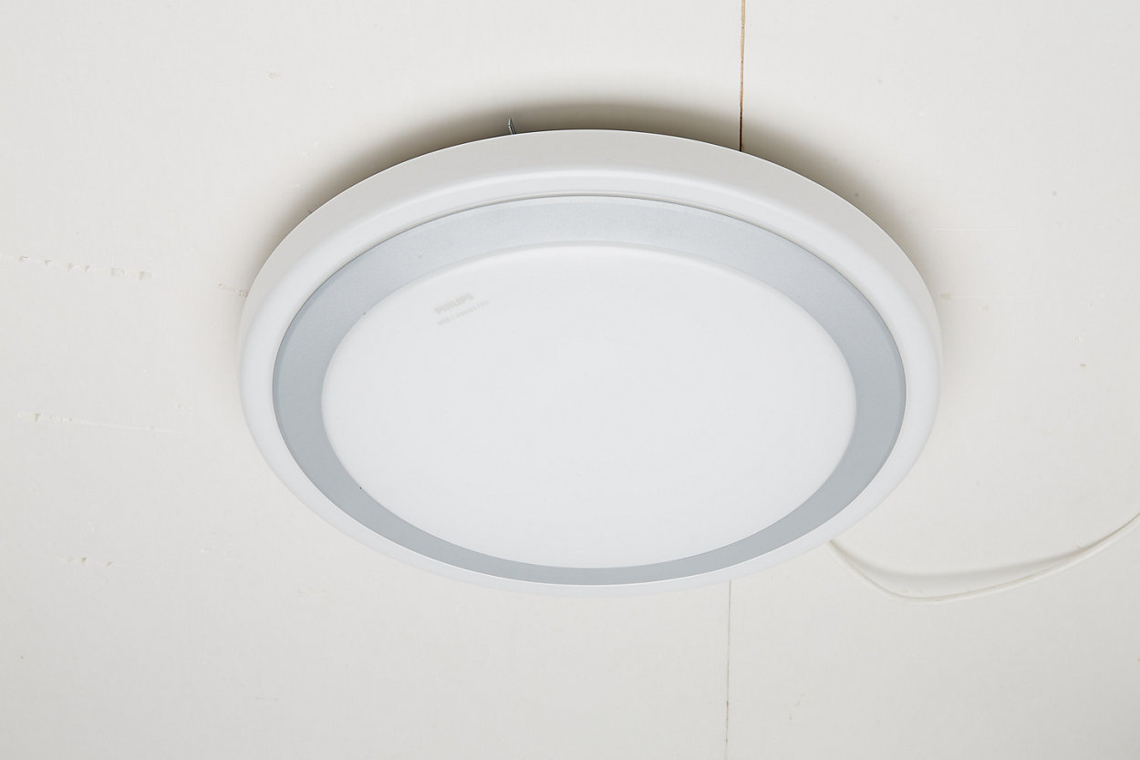 易于控制的全彩智能灯具