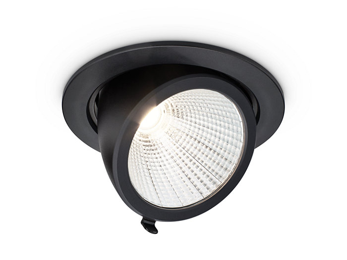 LuxSpace Accent Performance Elbow Black