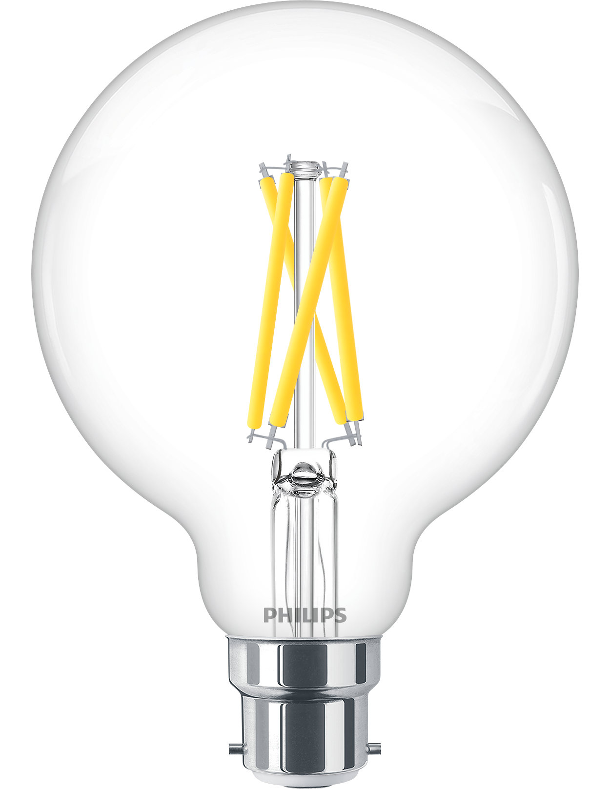 Classic LED lamps for decorative lighting