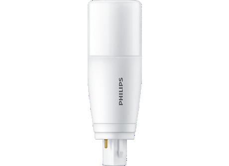 LED PLC 11W 865 2P G24D