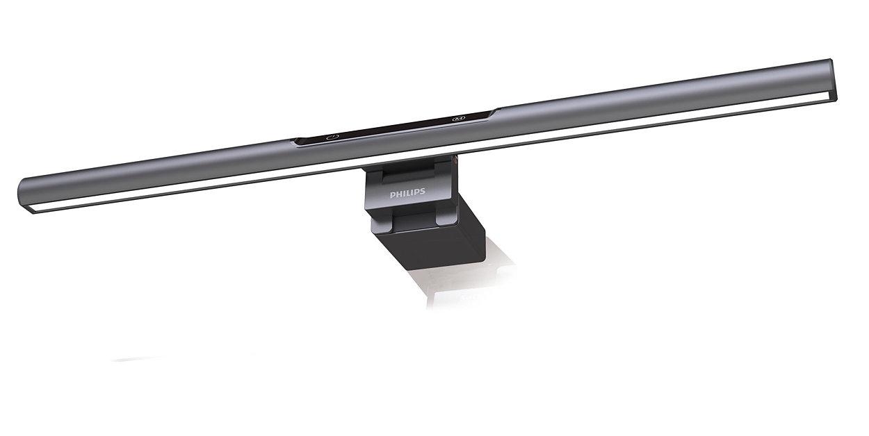 強化桌燈提升閱讀舒適度