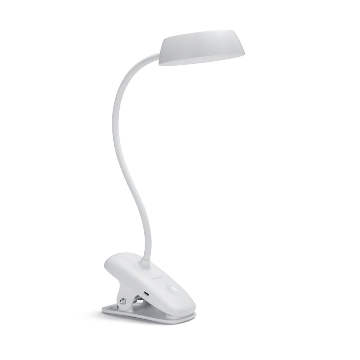 Comfortable LED light that's easy on your eyes