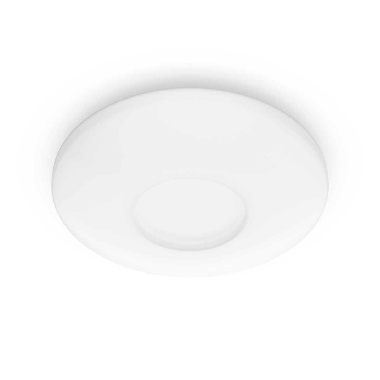 Iluminación LED confortable que no molestará tus ojos.