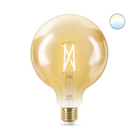 Filament amber G125 E27