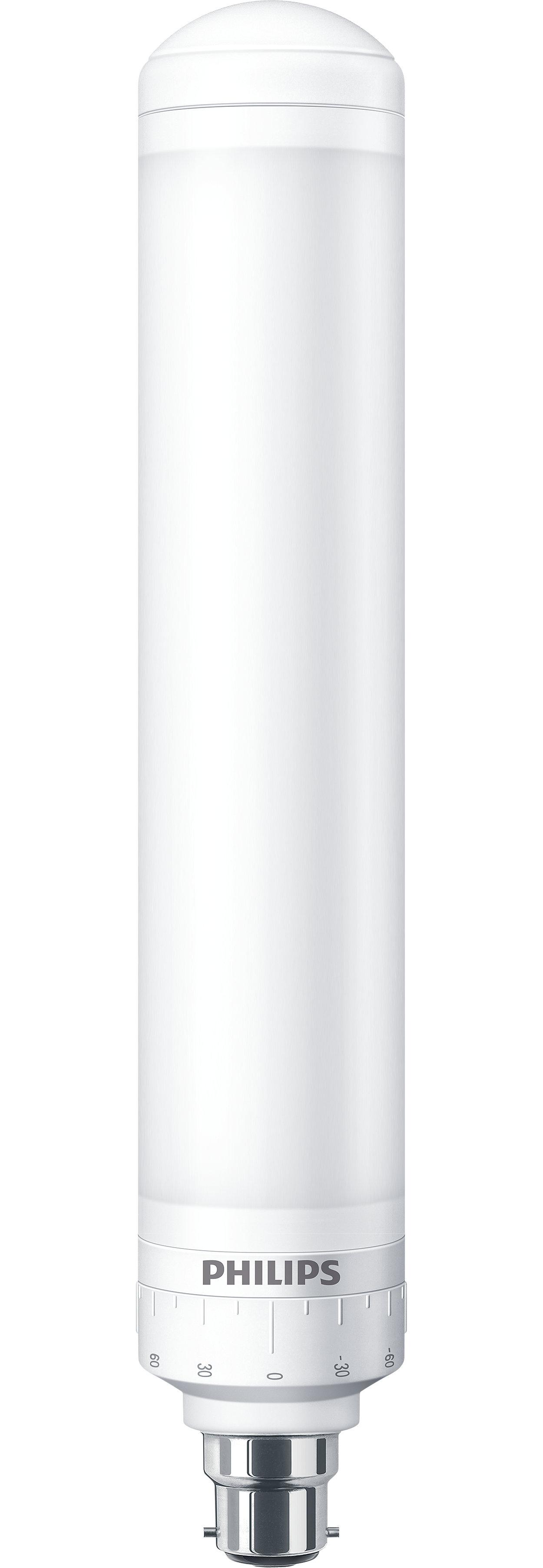 A solução perfeita de LED de encaixe para adaptação ao sistema SOX