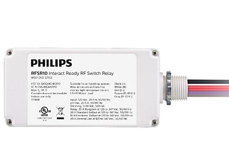 RFSR10 Interact Ready RF Switch Relay