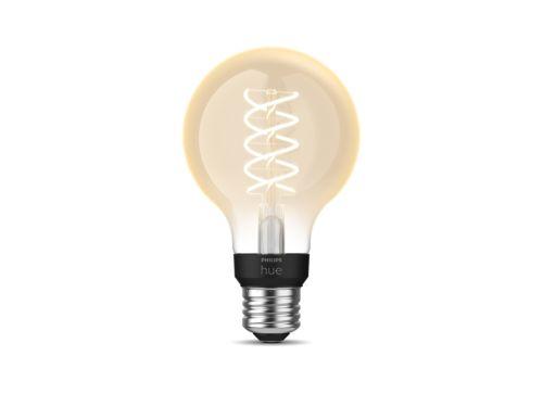 Filamento Hue White Paquete de 1 globo con filamento G25 E26