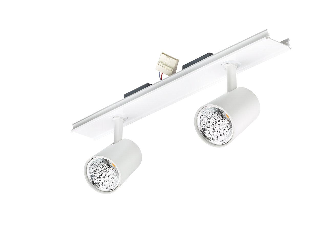 Lampada spot LED compatta