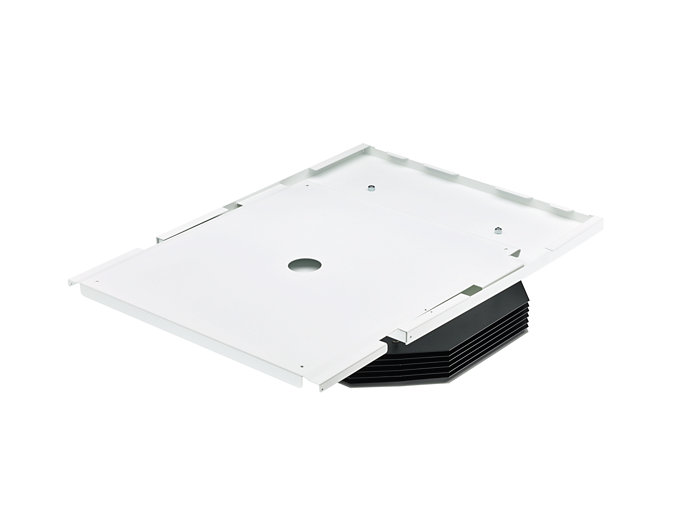 UV-C disinfection upper air surface mounted version