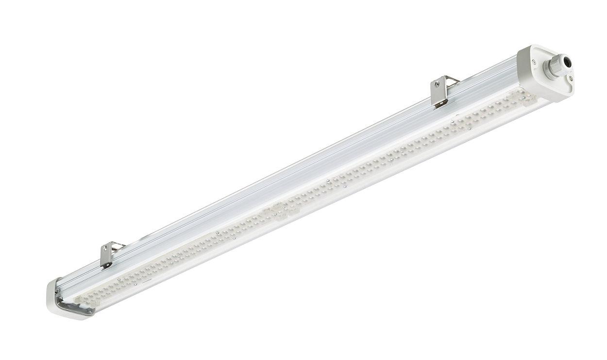 Aparat de iluminat robust, cu performanță optimă pe toată durata de viață.