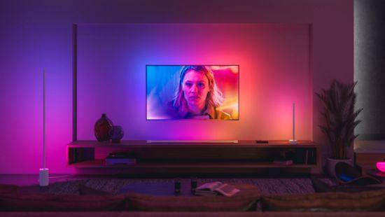 Synchroniseer je slimme lampen met je films, series, muziek en games