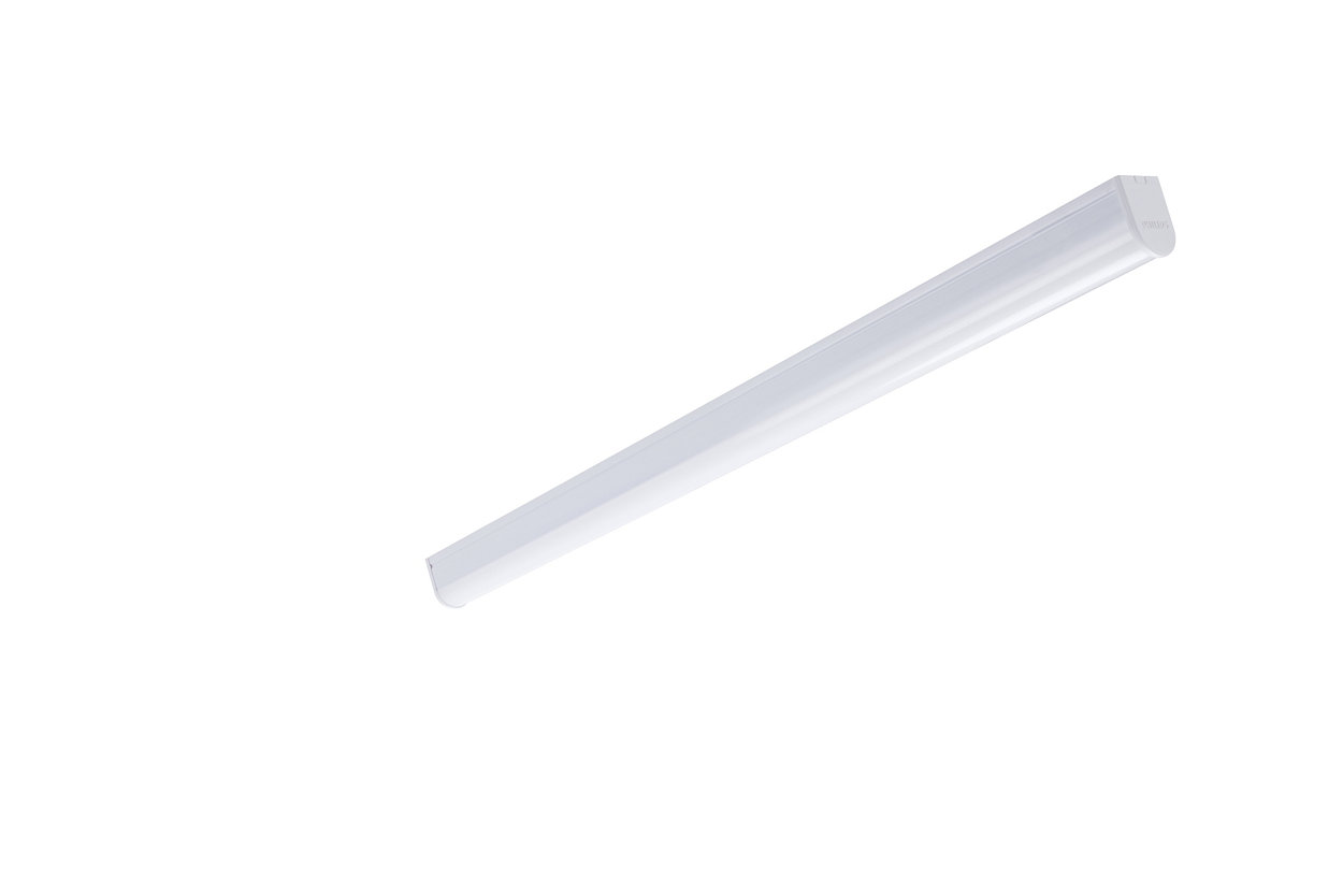 Philips T8 LED Battens offer exceptional value. They provide quality light and substantial energy and maintenance savings compared to conventional luminaires.