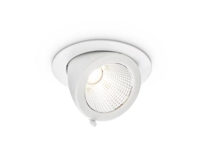 LuxSpace Accent Compact Elbow White
