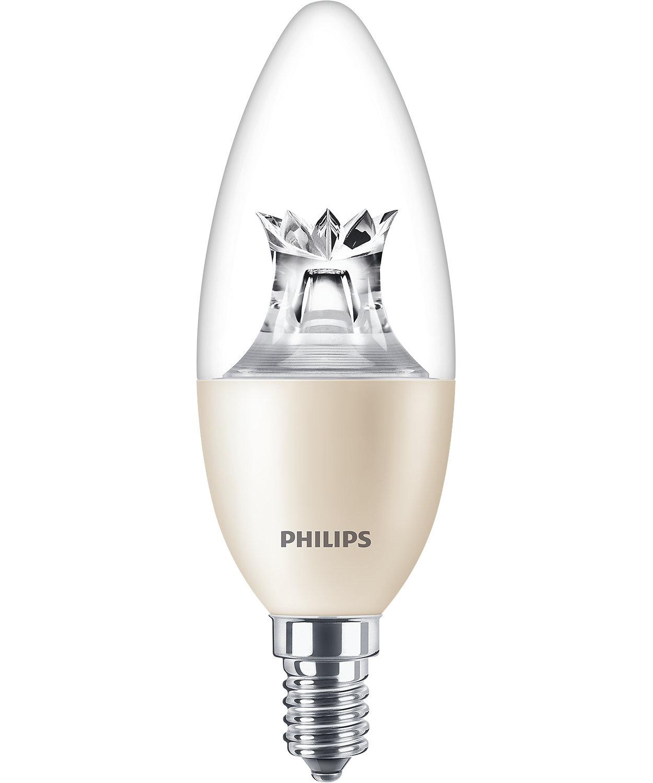MASTER LEDcandles – лампы с привлекательным дизайном для использования в люстрах и других декоративных светильниках.
