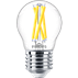 LED الشمعة والبريق (قابل للخفت)