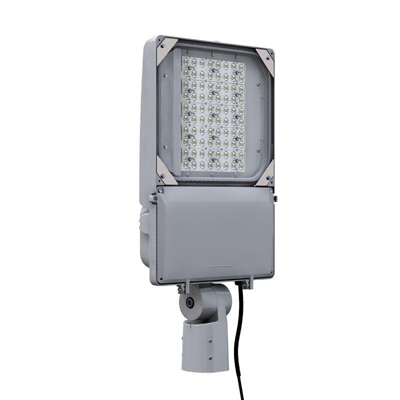 DuraForm floodlight FLDM, A09 configuration, 80CRI 2700K, RMF optic